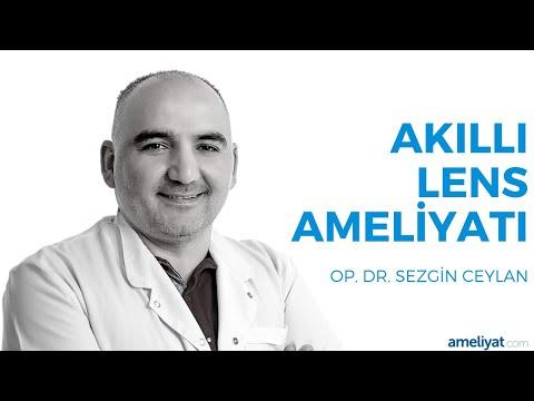 Akıllı Lens Ameliyatı (Op. Dr. Sezgin Ceylan)