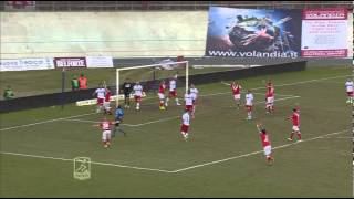 preview picture of video 'Varese-Carpi 0-1'