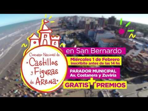 Realizan hoy la cuarta fecha del Concurso Nacional de Castillos y Figuras de Arena