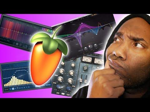 Mixing 808's | Should You Use EQ? FL Studio Tutorial