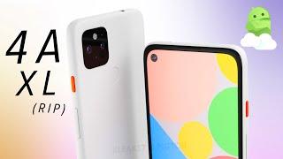 Google Pixel 4a XL (RIP)