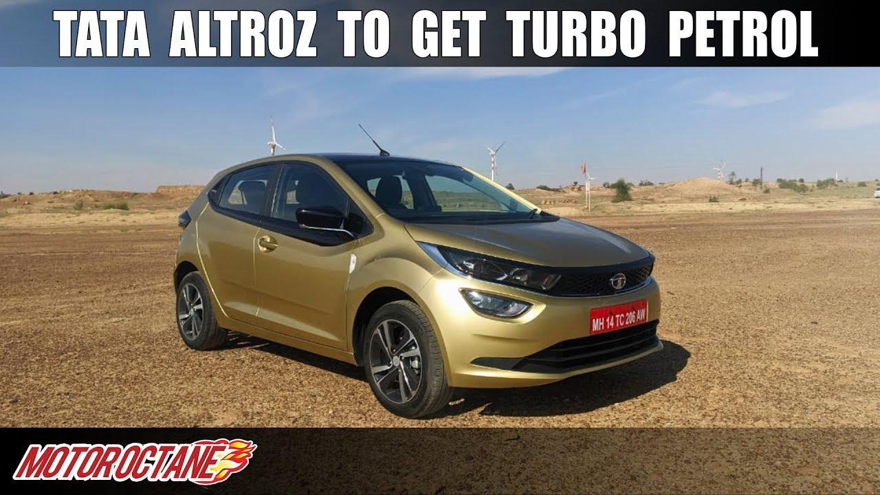 Motoroctane Youtube Video - Tata Altroz to get automatic, Turbo Petrol - EXCLUSIVE   Hindi   MotorOctane