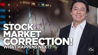Stock Market Correction! What Happens Next?