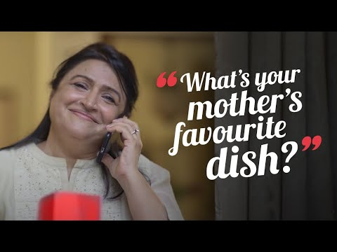 What's your Mom's favourite dish?