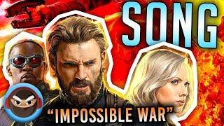 "Video thumbnail of ""AVENGERS INFINITY WAR SONG ""Impossible War"" TryHardNinja feat. Mega Ran"""