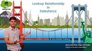 What is Lookup Relationship in Salesforce?