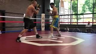 Бокс Ибрагим Ескендір