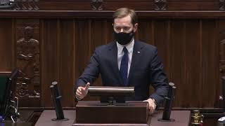 Jarosław Krajewski – wystąpienie z 17 marca 2021 r.