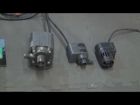 Internal vs External Water Pumps