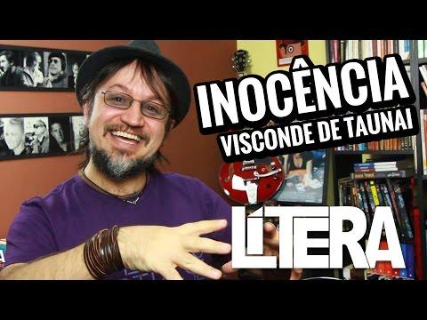 Lítera - Inocência - Visconde de Taunay