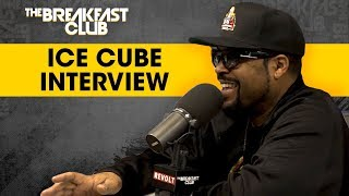 The Breakfast Club - Ice Cube Talks BIG3 Championship, Kobe Bryant, LeBron James On The Lakers + More