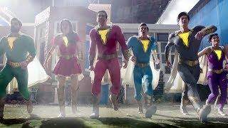 Alternate Ending: Family Beats | Shazam! [Deleted Scene]