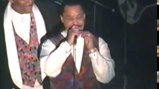 "David Brandon Drummer with The Dramatics ''I Can't Get Over You"""" Japan 1994"