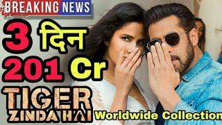 Tiger Zinda Hai 3rd Day Box Office Collection