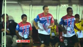 Highlights Arema Cronus Vs Bali United 21 Piala Bhayangkara 19 Maret 2016