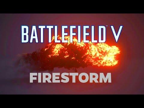 Королевская битва в Battlefield 5 ► «Огненный шторм»