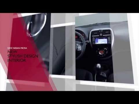 Обновлённый Nissan Micra