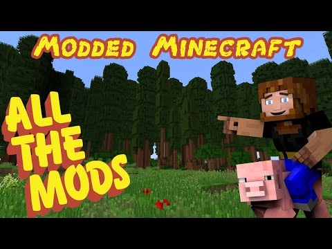 Modded Minecraft: ALL THE MODS! - Ep.1 -  BUZZ'd