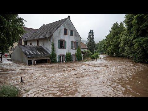 Γερμανία: 11 νεκροί και δεκάδες αγνοούμενοι από τις πλημμύρες…