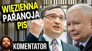 PIS Łatwiej Pozamyka Polaków w Więzieniach Pod Pozorem Pomocy Firmom w Tarcza 4.0