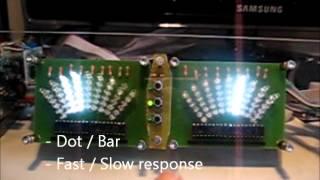 Robotizando - LED VU FFT com Arduno