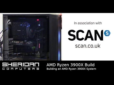 AMD Ryzen 3900X System Build