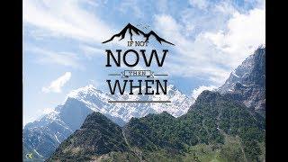 If Not Now Then When   A bike trip to Leh Ladakh