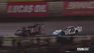 Late Model Knoxville Nationals Night #1 Highlights - September 16, 2021