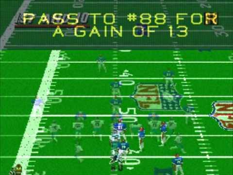 Madden NFL 95 Game Boy