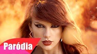Taylor Swift   Bad Blood Ft. Kendrick Lamar (ParódiaRedublagem)