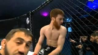 Павел Репетюк (win) vs Чингисхан Дудаев (loss) болевой на руку