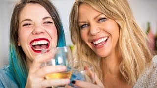 Kaitlin Olson Does The Wine Mom Challenge • Wine Mom thumbnail