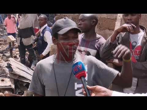 Poliisi egamba omuliro mu Kisenyi gwavudde ku sigiri