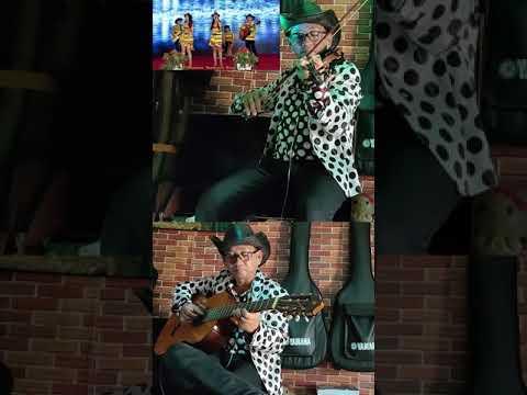 Tumbadora Band Relax By Thanh Tung Violon In Saigon Social Distance Chiquitita ABBA (day 82nd)