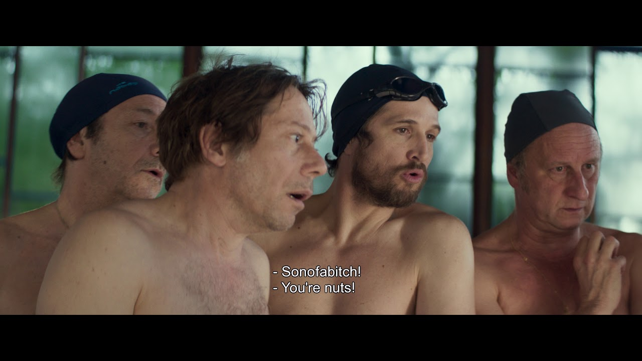 Trailer för Sink or Swim