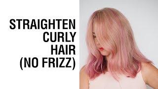 How To Keep Curly Hair Straight - Hair Romance Good Hair Q&A #27