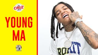 Young Ma Opens Up About Her Brother, 'HerStory In The Making' & NY vs  LA