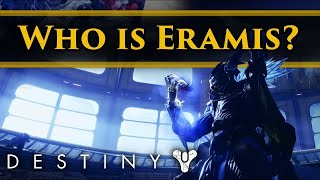 "Destiny 2 Lore - Who is ""Eramis, The Ship Stealer?"" How she created the new Dark Fallen House!"