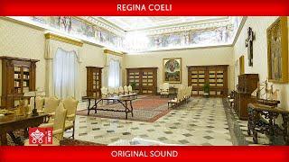 May 24 2020 Regina Coeli prayer Pope Francis