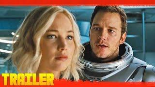 Pasajeros 2016 Tráiler Oficial Chris Pratt Jennifer Lawrence Subtitulado