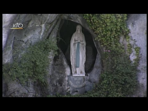 Chapelet à Lourdes du 14 juillet 2019
