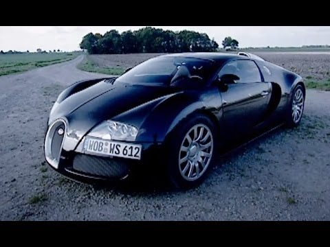 autokaarten James decides its time to take the Bugatti Veyron..