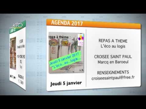 Agenda du 23 décembre 2016
