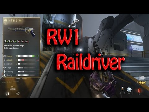 Steam Community Video Cod Aw Elite Rw1 Rail Driver Live Commentary