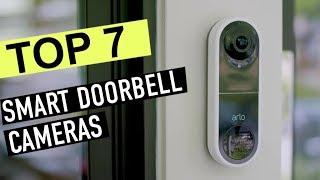 BEST SMART DOORBELL CAMERAS! (2020)