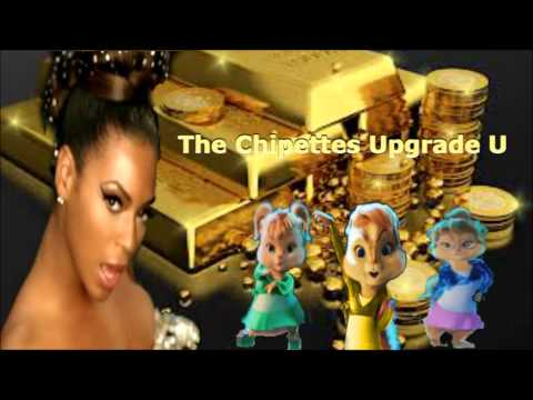 The Chipettes Upgrade U By Beyonce ft Jay-Z