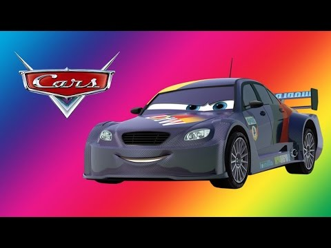 MAX SCHNELL (CARS 2 VIDEO GAME)