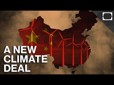 Could China Save The World?