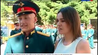 Ряды золотых медалистов пополнили трое выпускников ДВОКУ