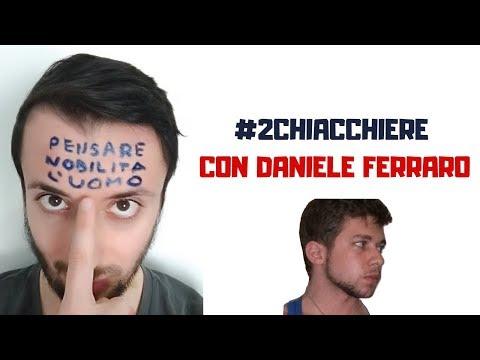 2 chiacchiere con Daniele Ferraro (Incel, redpill e tanto altro)